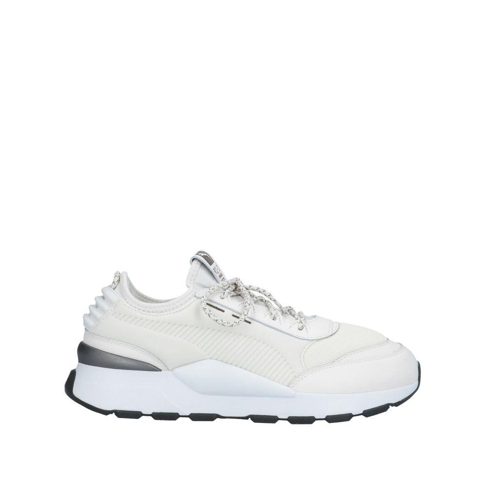 プーマ PUMA メンズ スニーカー シューズ・靴【sneakers】Ivory