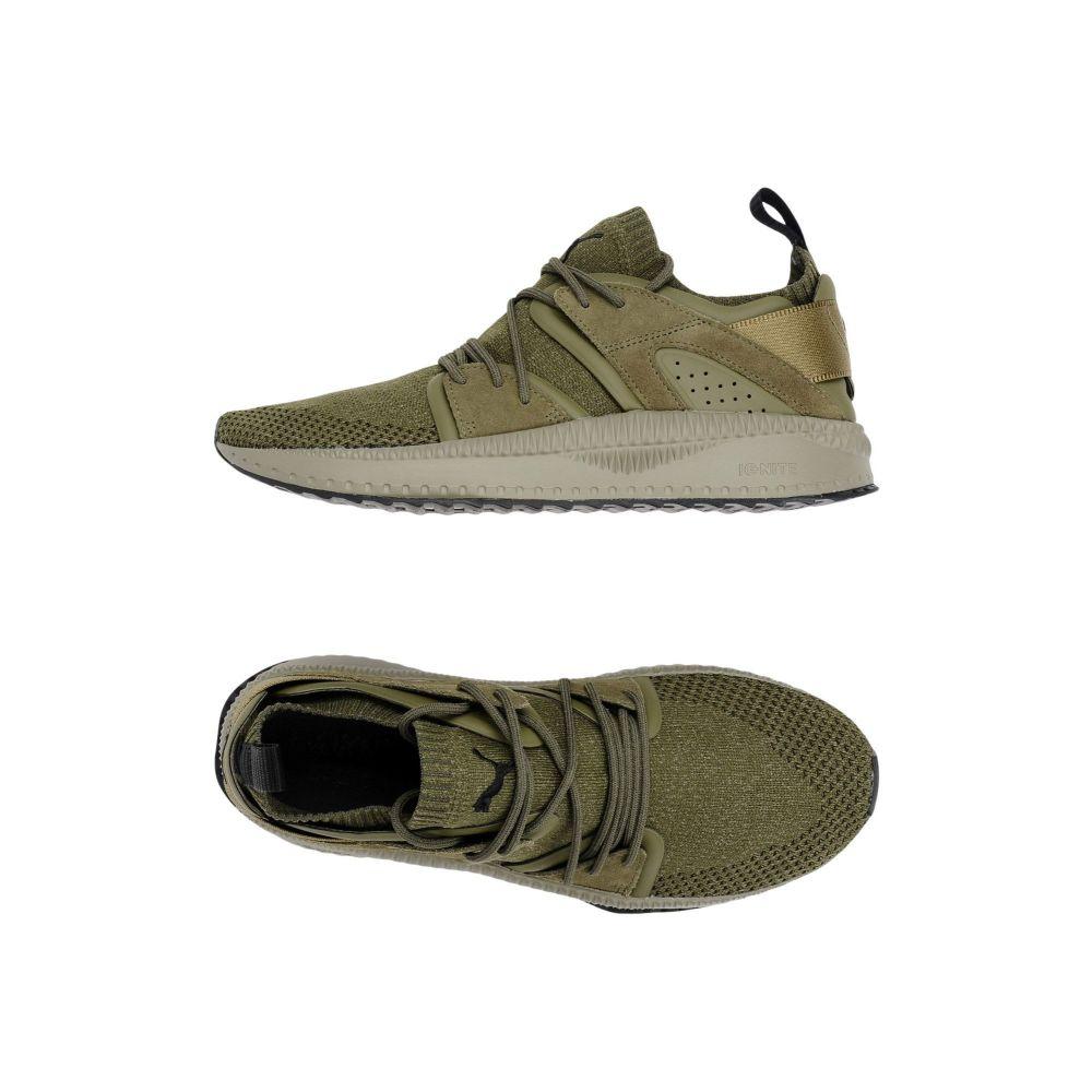 プーマ PUMA メンズ スニーカー シューズ・靴【tsugi blaze evoknit sneakers】Military green
