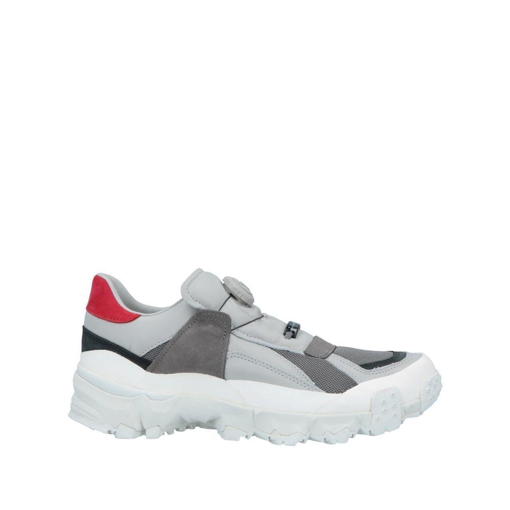 プーマ PUMA x HAN KJOBENHAVN メンズ スニーカー シューズ・靴【trailfox disc han - sneakers】Grey