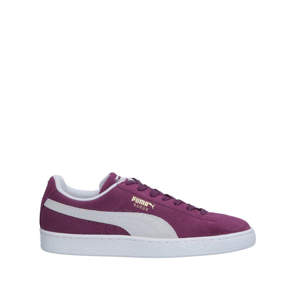 プーマ PUMA メンズ スニーカー シューズ・靴【suede classic sneakers】Purple