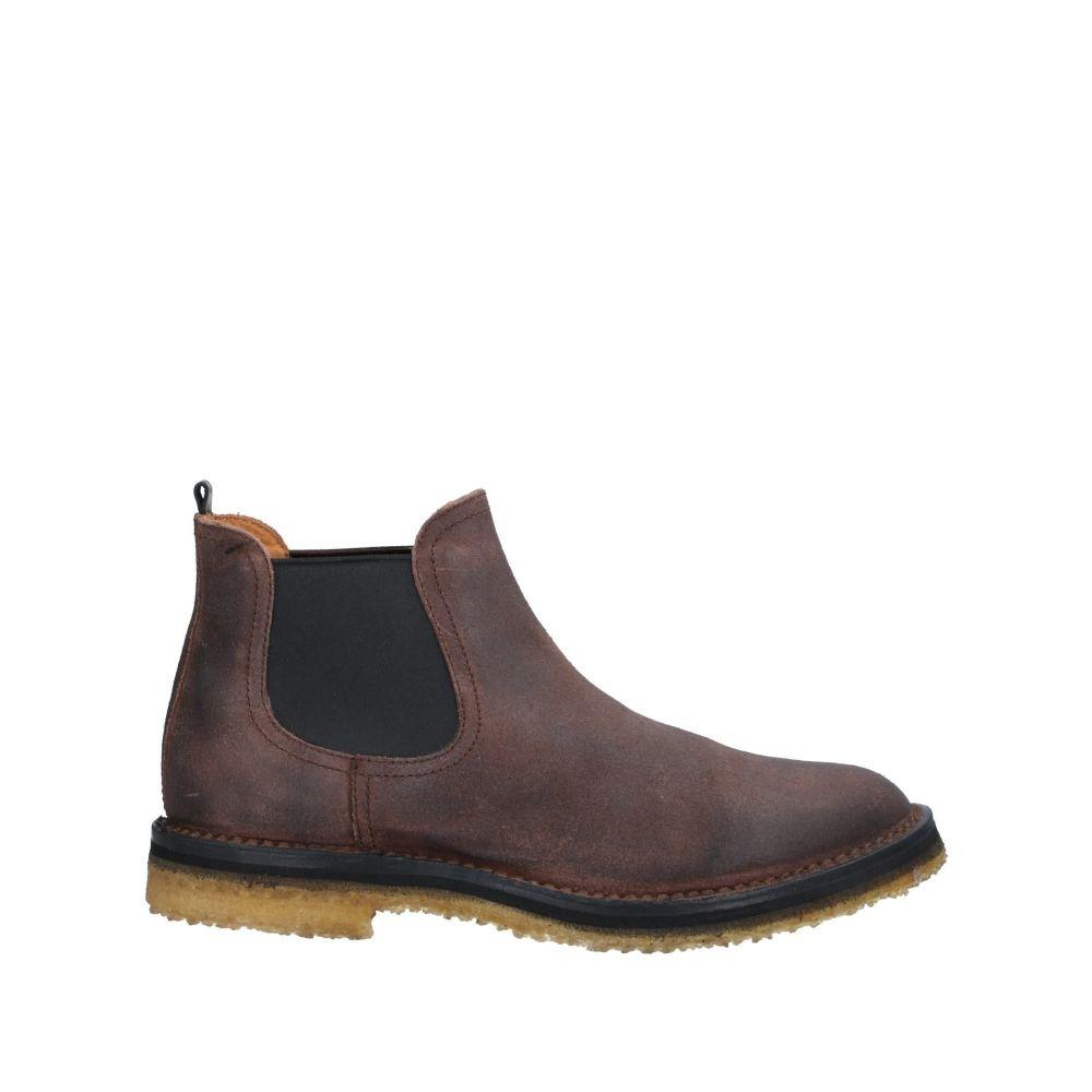 ブッテロ BUTTERO メンズ ブーツ シューズ・靴【boots】Brown