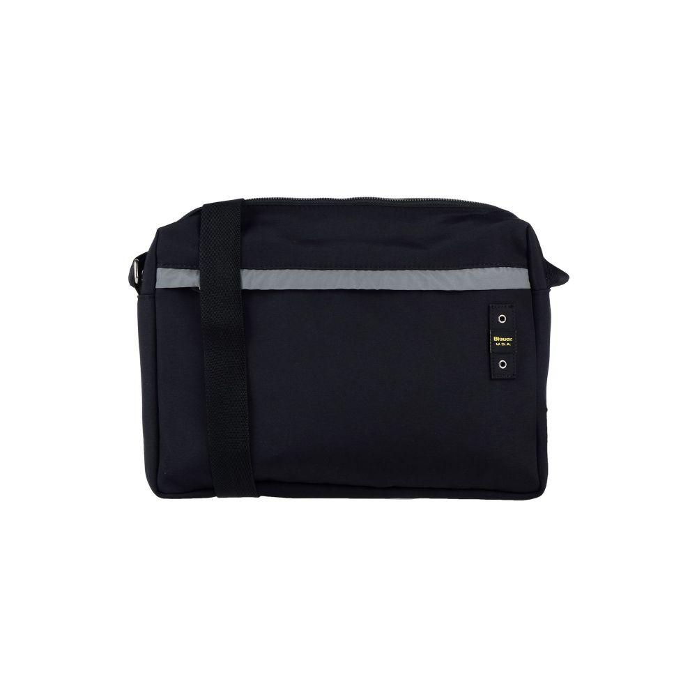 ブラウアー BLAUER メンズ ショルダーバッグ バッグ【cross-body bags】Black