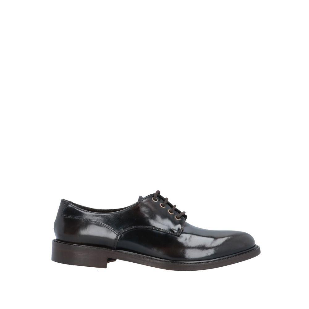 ブライアン デールズ BRIAN DALES メンズ シューズ・靴 【laced shoes】Dark brown