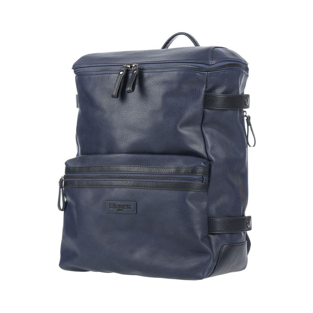 ブラウアー メンズ バッグ その他バッグ Dark blue 【サイズ交換無料】 ブラウアー BLAUER メンズ バッグ 【backpack  fanny pack】Dark blue
