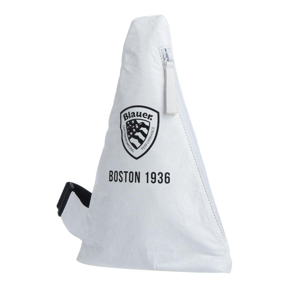 ブラウアー BLAUER メンズ バッグ 【backpack & fanny pack】White