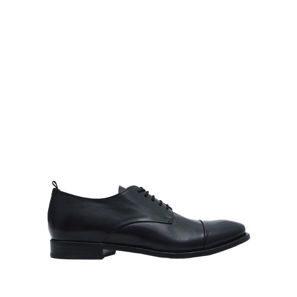 ブッテロ BUTTERO メンズ シューズ・靴 【kingsley】Black