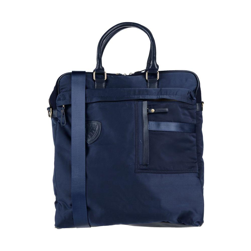 ブラウアー BLAUER メンズ ハンドバッグ バッグ【handbag】Dark blue