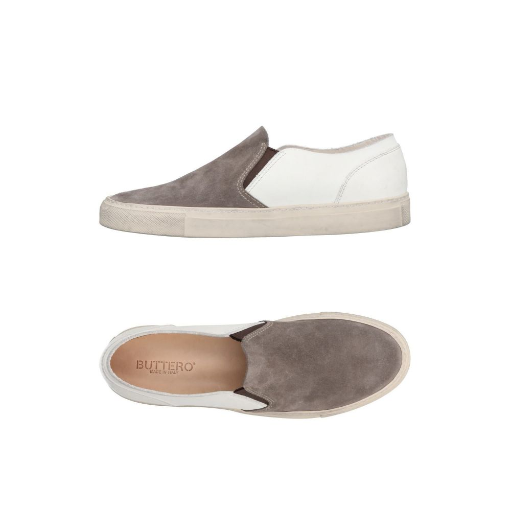 ブッテロ BUTTERO メンズ スニーカー シューズ・靴【sneakers】Grey