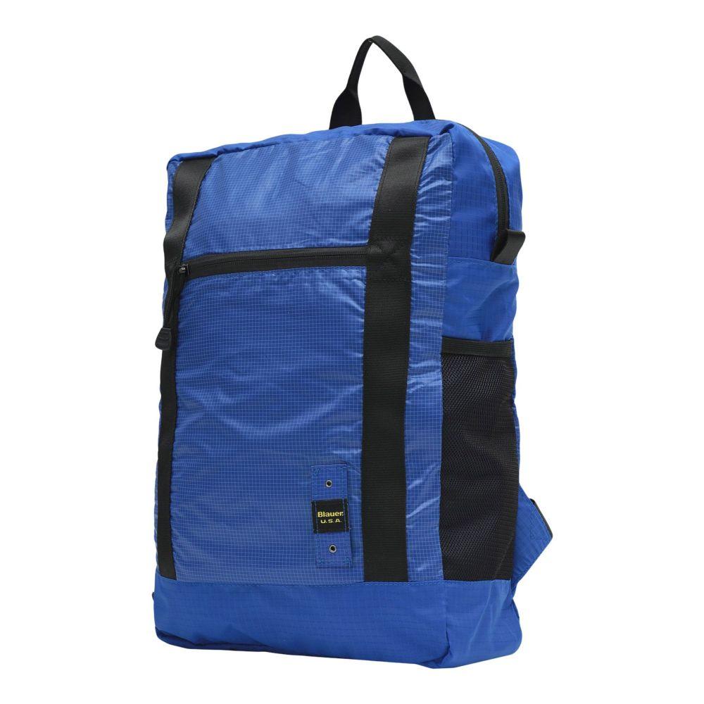 ブラウアー メンズ バッグ その他バッグ Bright blue 【サイズ交換無料】 ブラウアー BLAUER メンズ バッグ 【backpack  fanny pack】Bright blue
