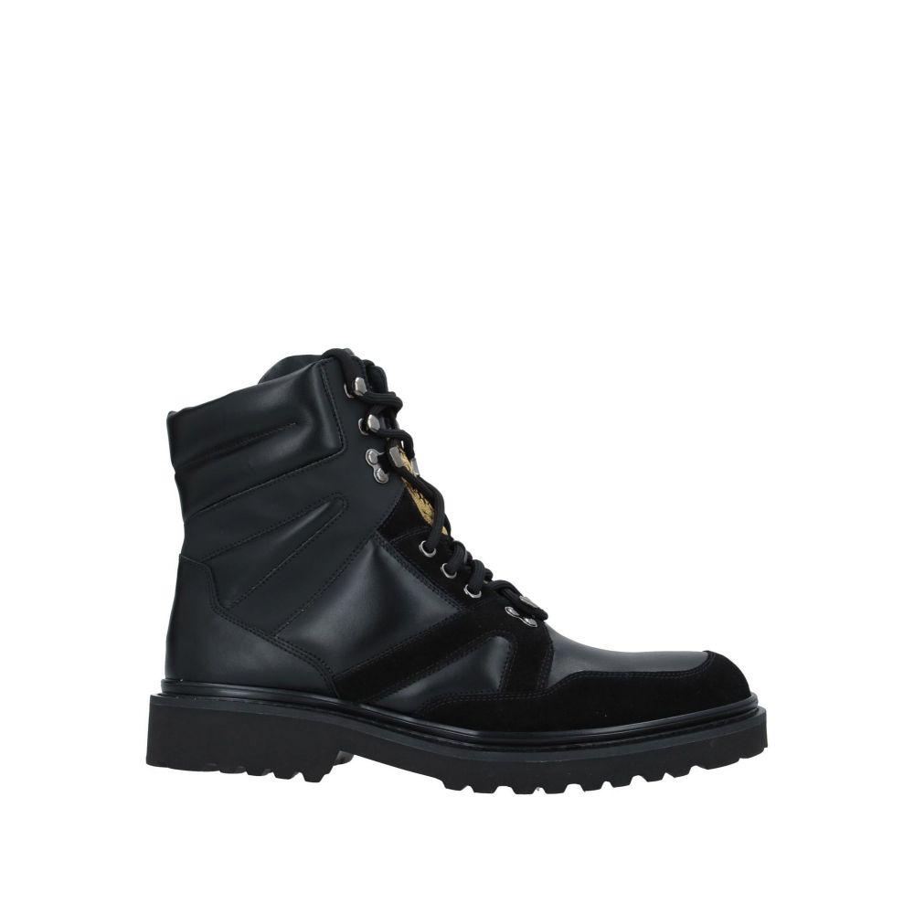 フランキーモレロ FRANKIE MORELLO メンズ ブーツ シューズ・靴【boots】Black
