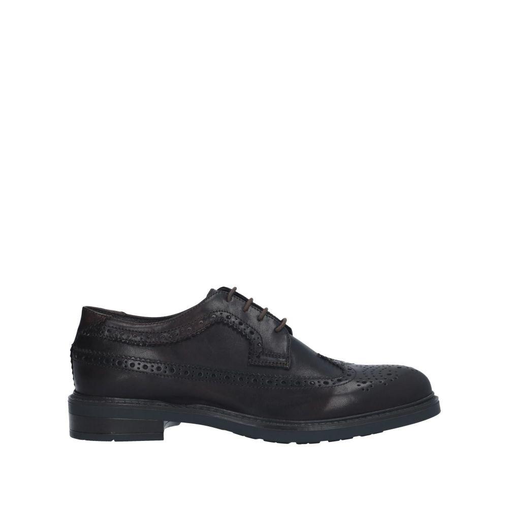 ブラウンズ BRAWN'S メンズ シューズ・靴 【laced shoes】Brown