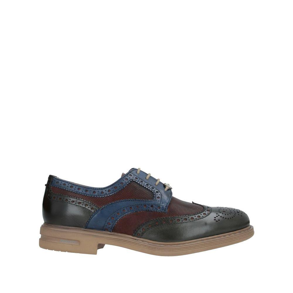 ブリマート BRIMARTS メンズ シューズ・靴 【laced shoes】Military green