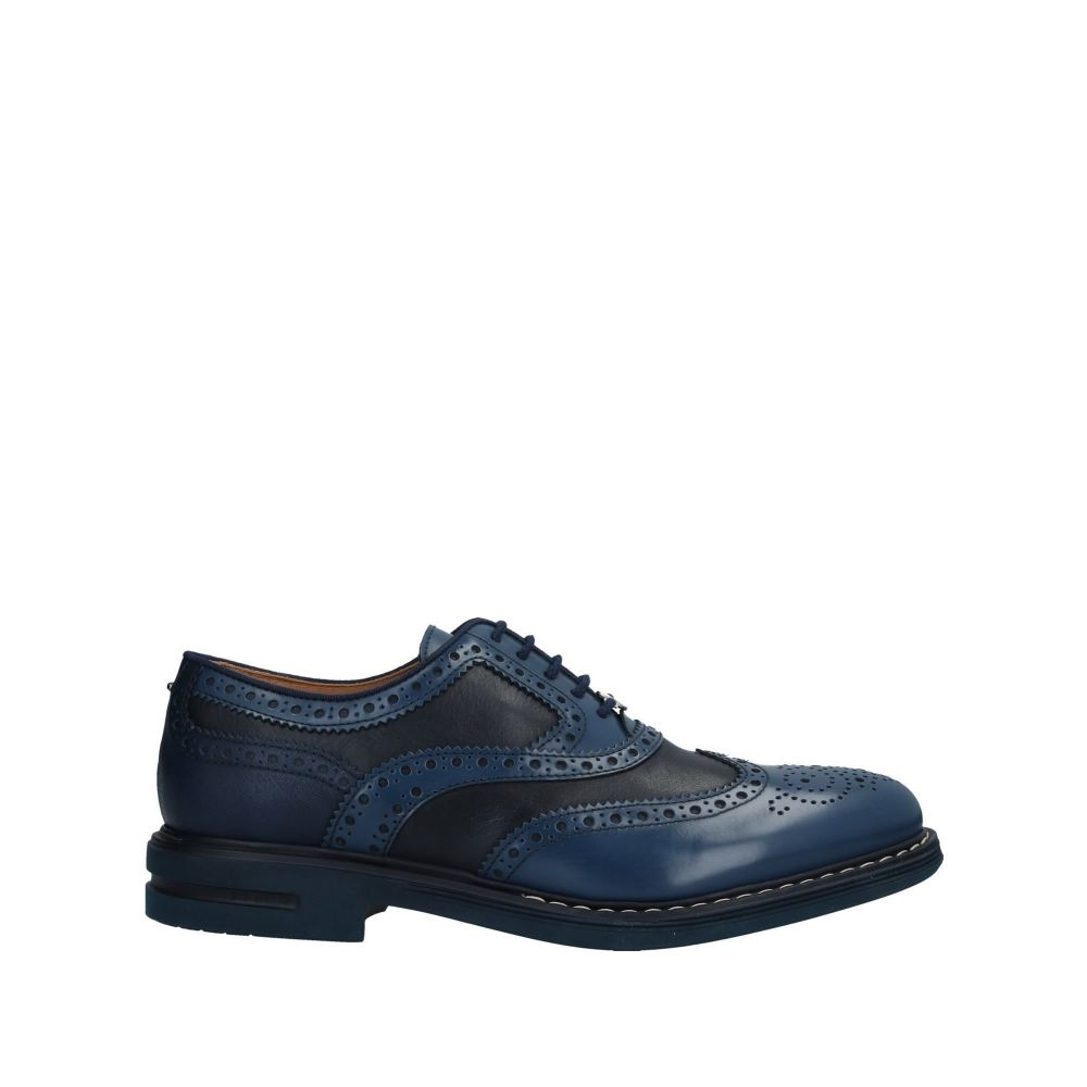 ブリマート BRIMARTS メンズ シューズ・靴 【laced shoes】Dark blue