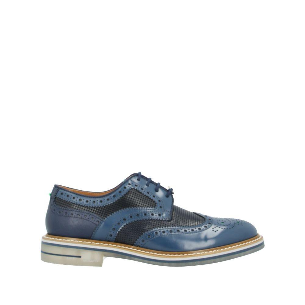 ブリマート BRIMARTS メンズ シューズ・靴 【laced shoes】Slate blue