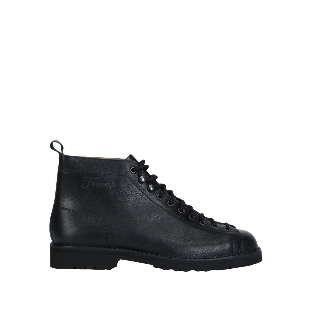 フラカップ FRACAP メンズ ブーツ シューズ・靴【boots】Black