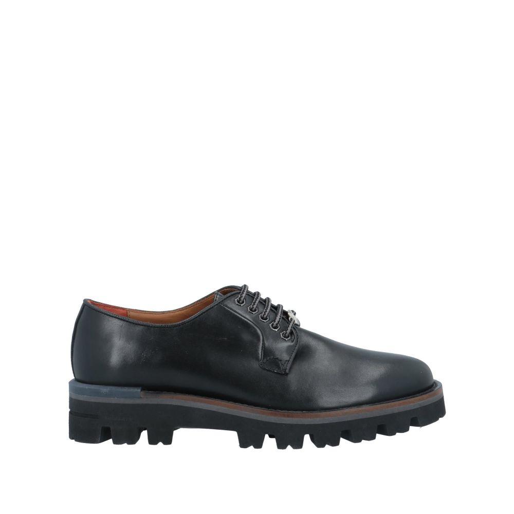 ブリマート BRIMARTS メンズ シューズ・靴 【laced shoes】Black