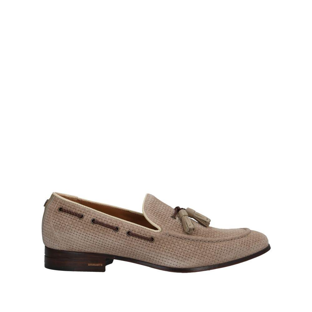 ブリマート BRIMARTS メンズ ローファー シューズ・靴【loafers】Sand
