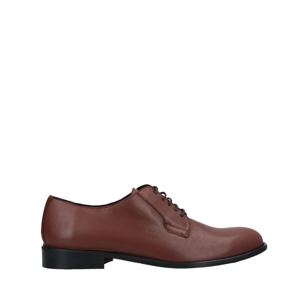 ブルーノ マリ BRUNO MAGLI メンズ シューズ・靴 【laced shoes】Brown