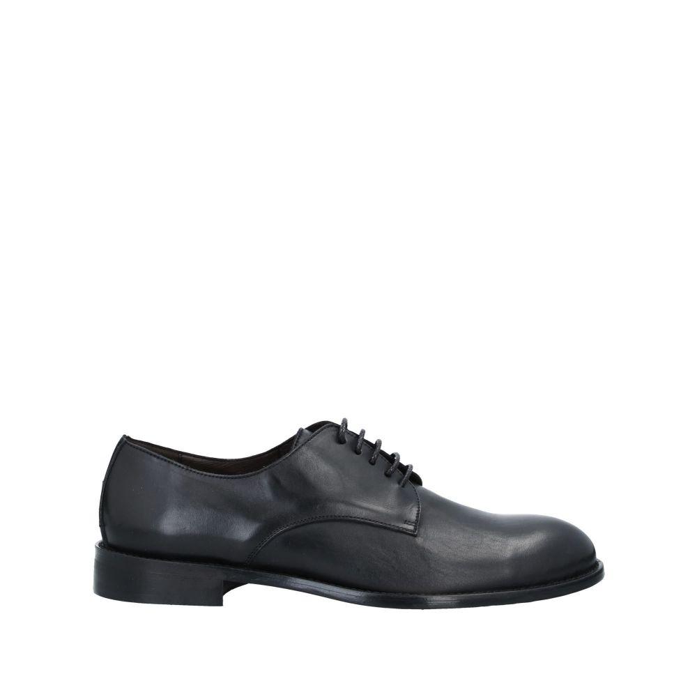 ブルーノ マリ BRUNO MAGLI メンズ シューズ・靴 【laced shoes】Black