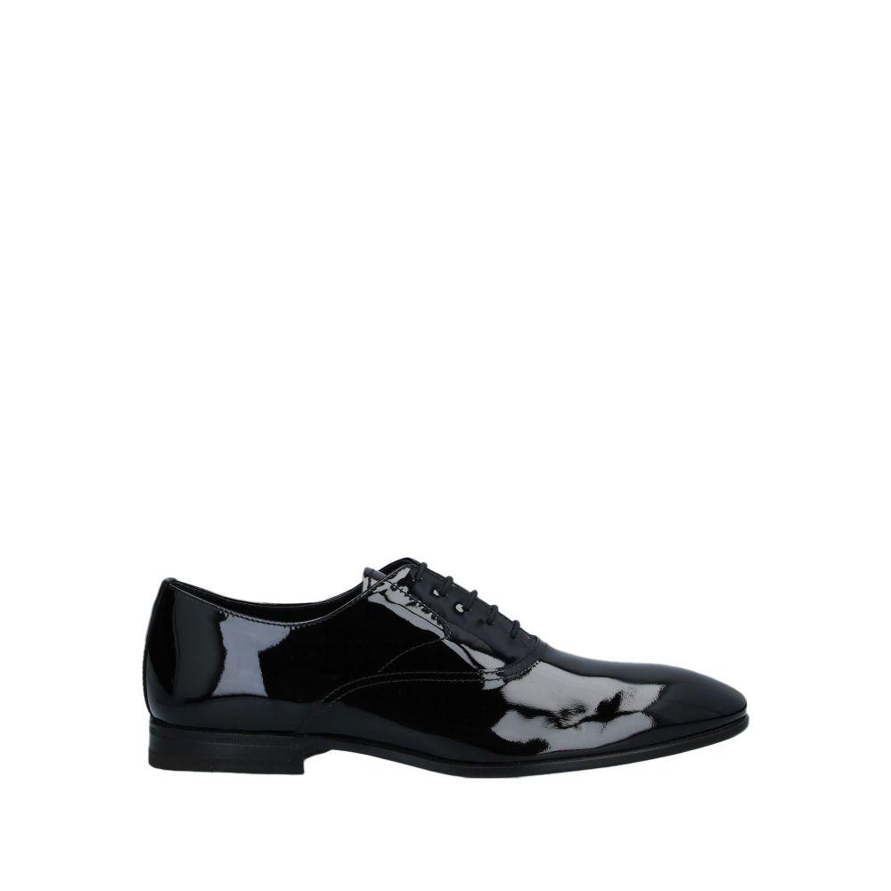 ヘンダーソン HENDERSON メンズ シューズ・靴 【laced shoes】Black