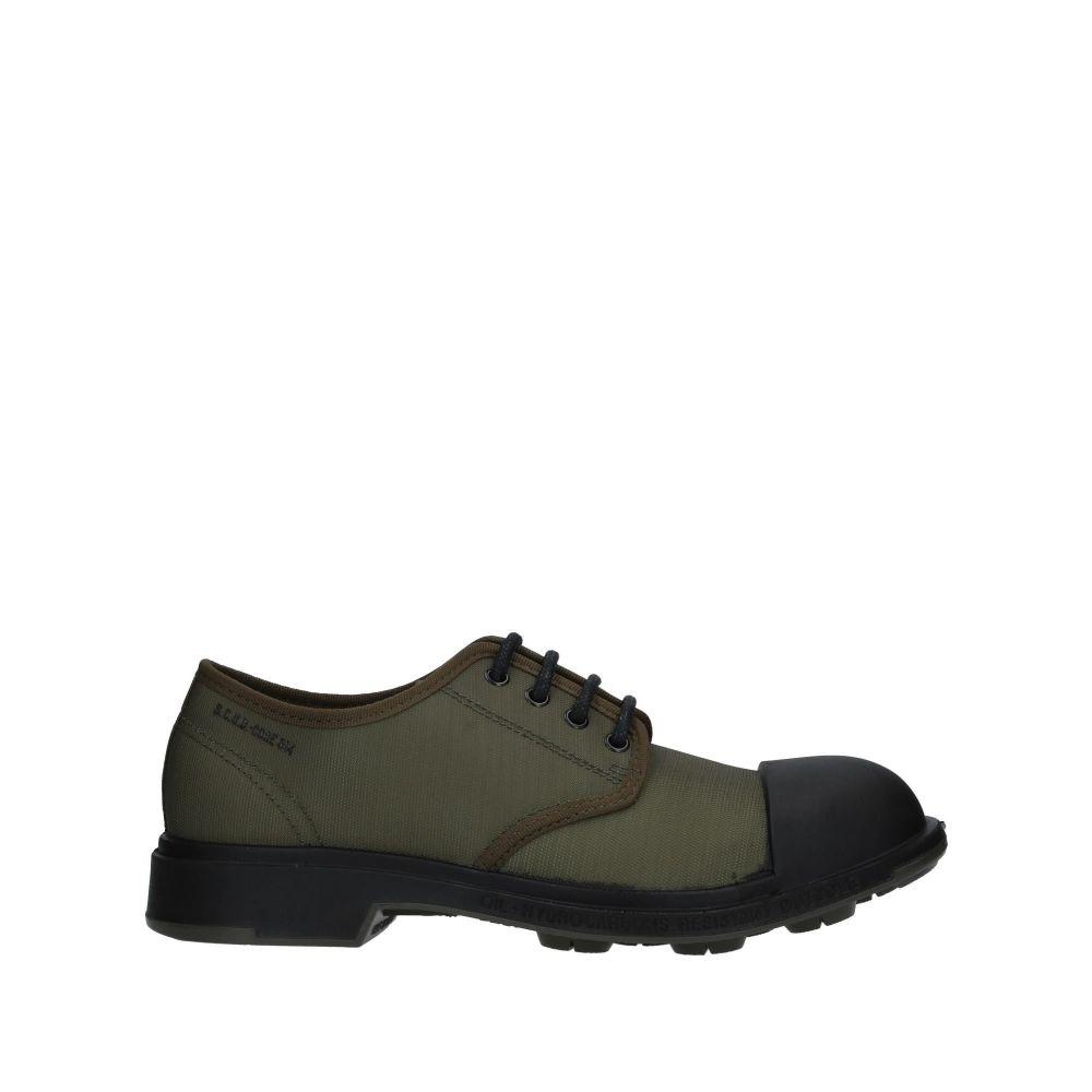 ペッツォール 1951 PEZZOL 1951 メンズ シューズ・靴 【laced shoes】Green