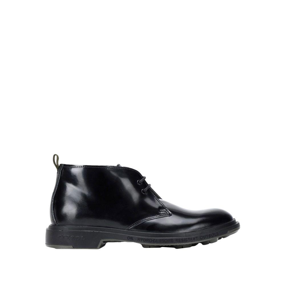 ペッツォール 1951 PEZZOL 1951 メンズ ブーツ シューズ・靴【boots】Black