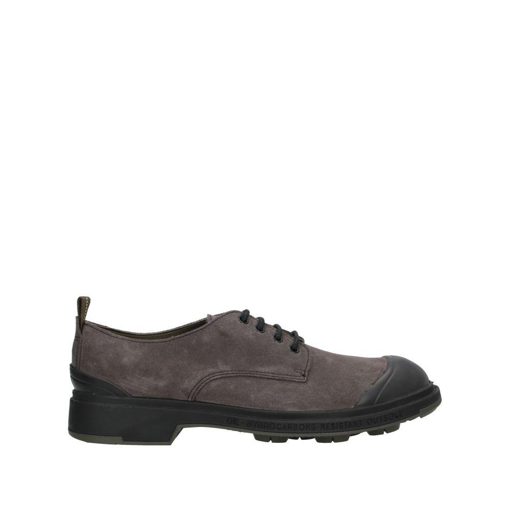 ペッツォール 1951 PEZZOL 1951 メンズ シューズ・靴 【laced shoes】Grey