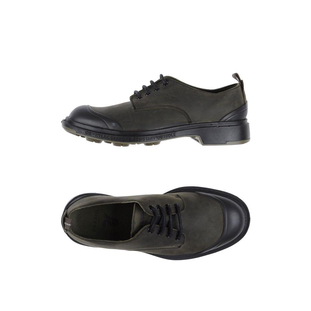ペッツォール 1951 PEZZOL 1951 メンズ シューズ・靴 【laced shoes】Military green