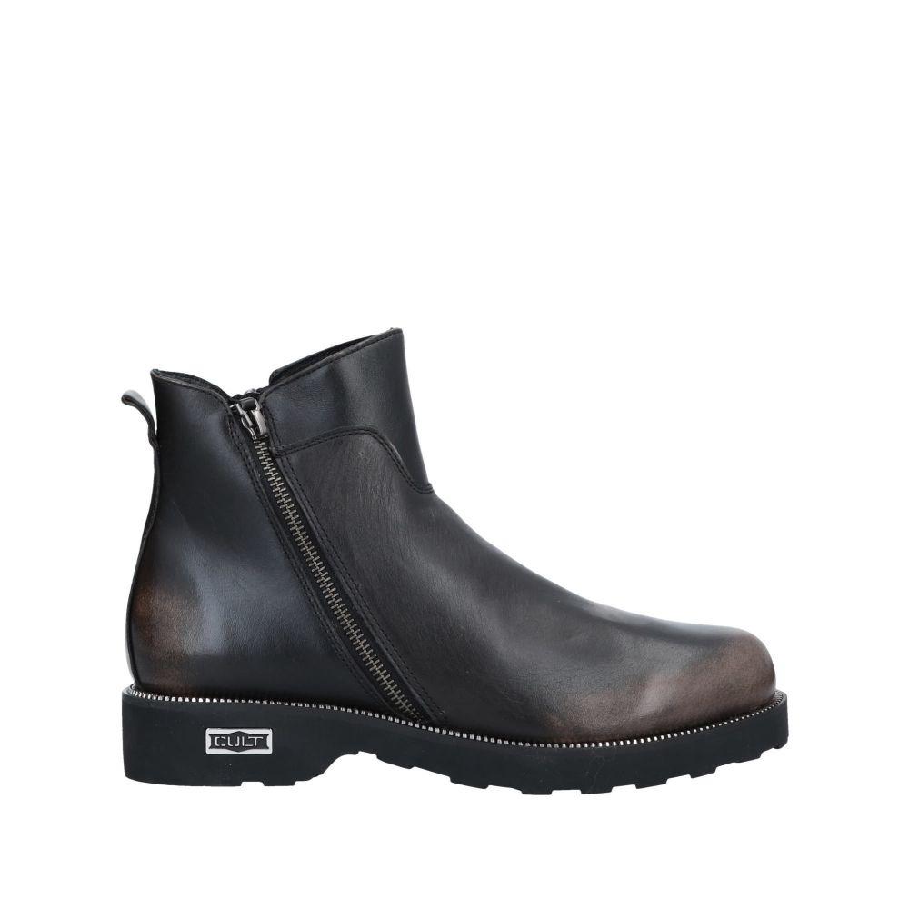 カルト CULT メンズ ブーツ シューズ・靴【boots】Dark brown