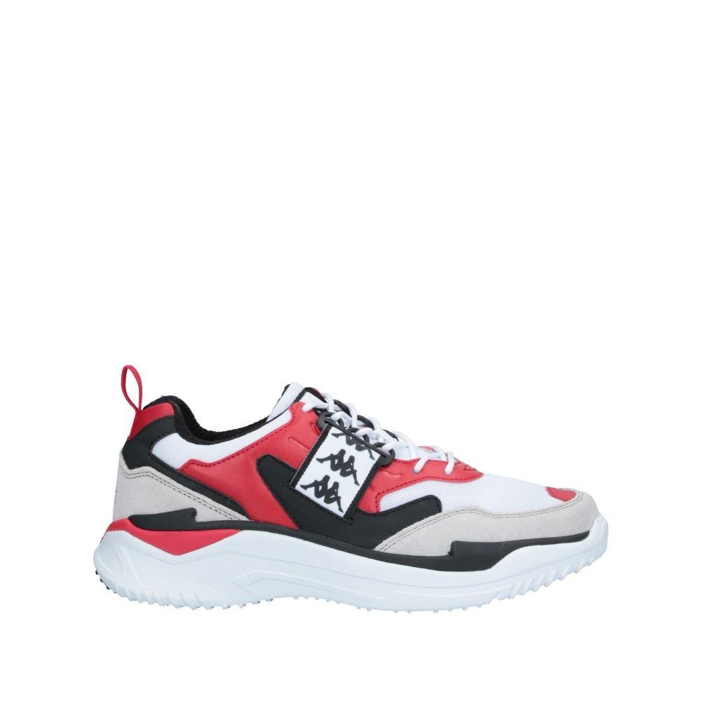 カッパ KAPPA メンズ スニーカー シューズ・靴【sneakers】White