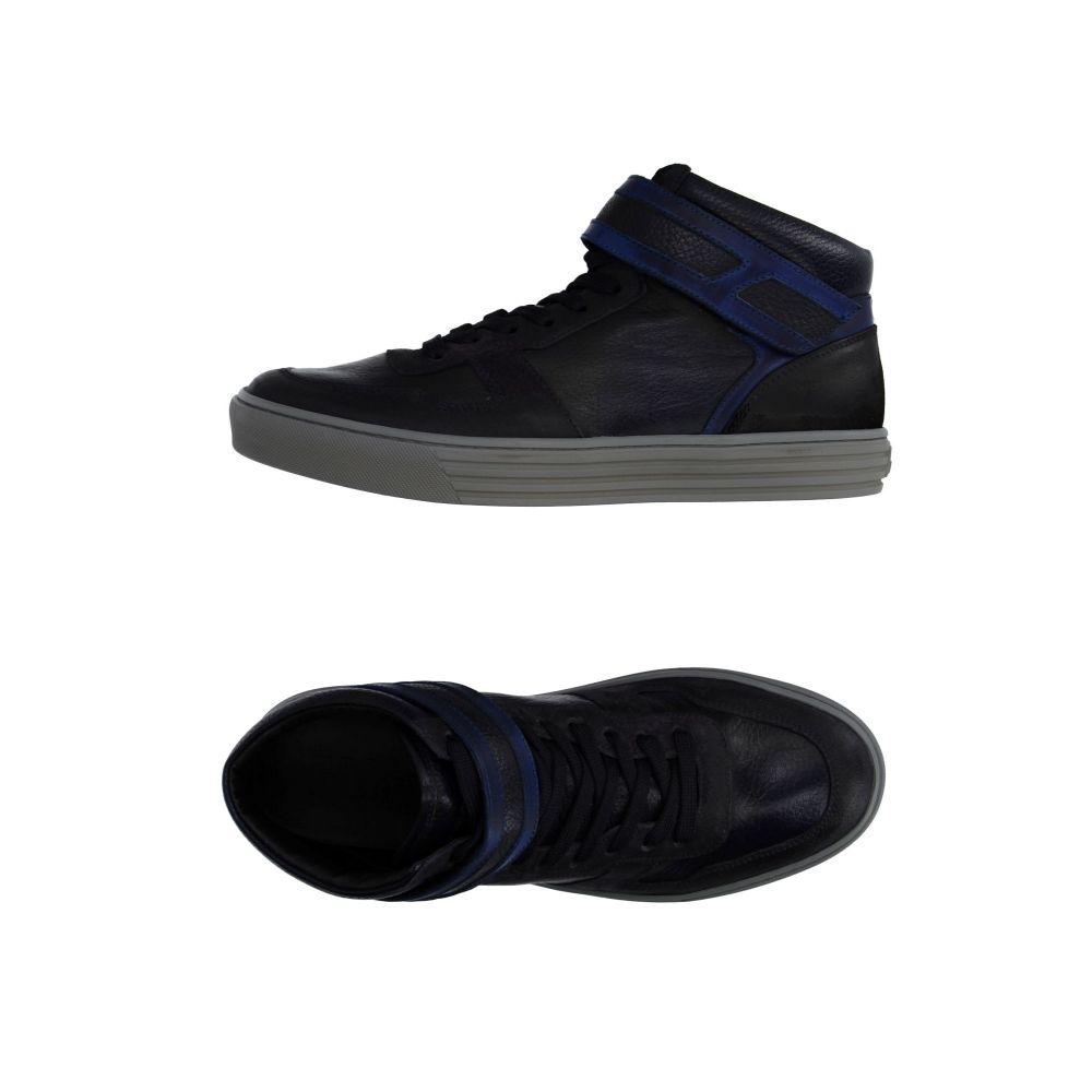 ホーガン HOGAN REBEL メンズ スニーカー シューズ・靴【sneakers】Dark blue