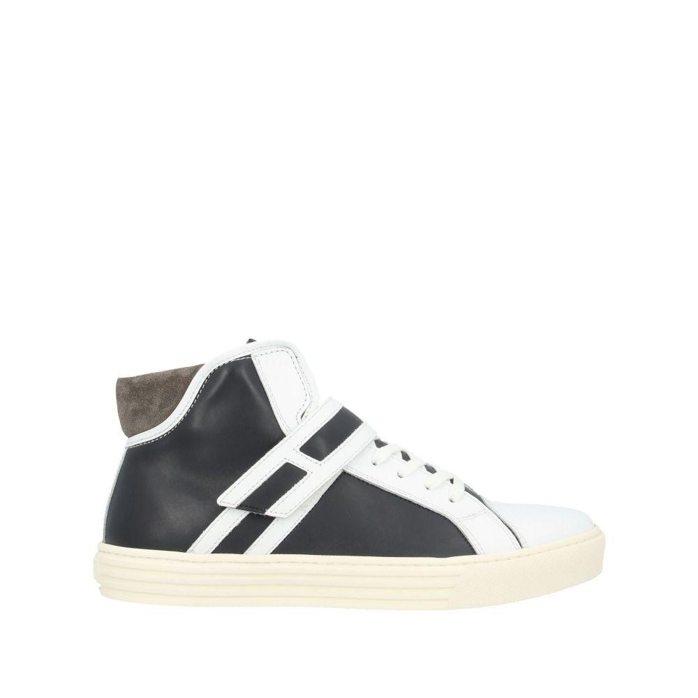 ホーガン HOGAN REBEL メンズ スニーカー シューズ・靴【sneakers】White
