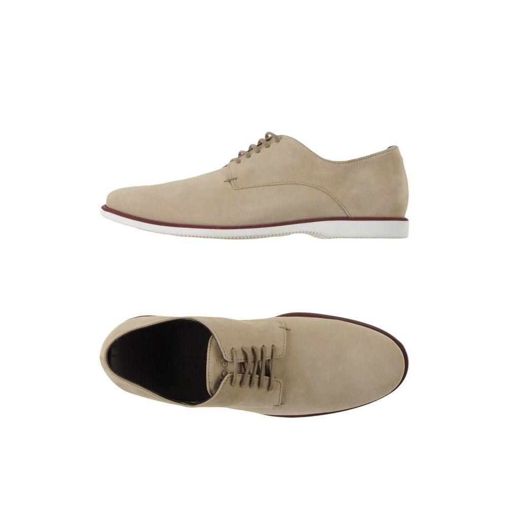ホーガン HOGAN メンズ シューズ・靴 【laced shoes】Beige