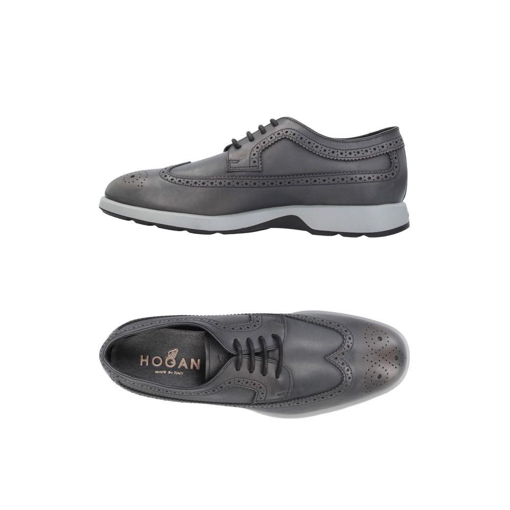 ホーガン HOGAN メンズ シューズ・靴 【laced shoes】Lead