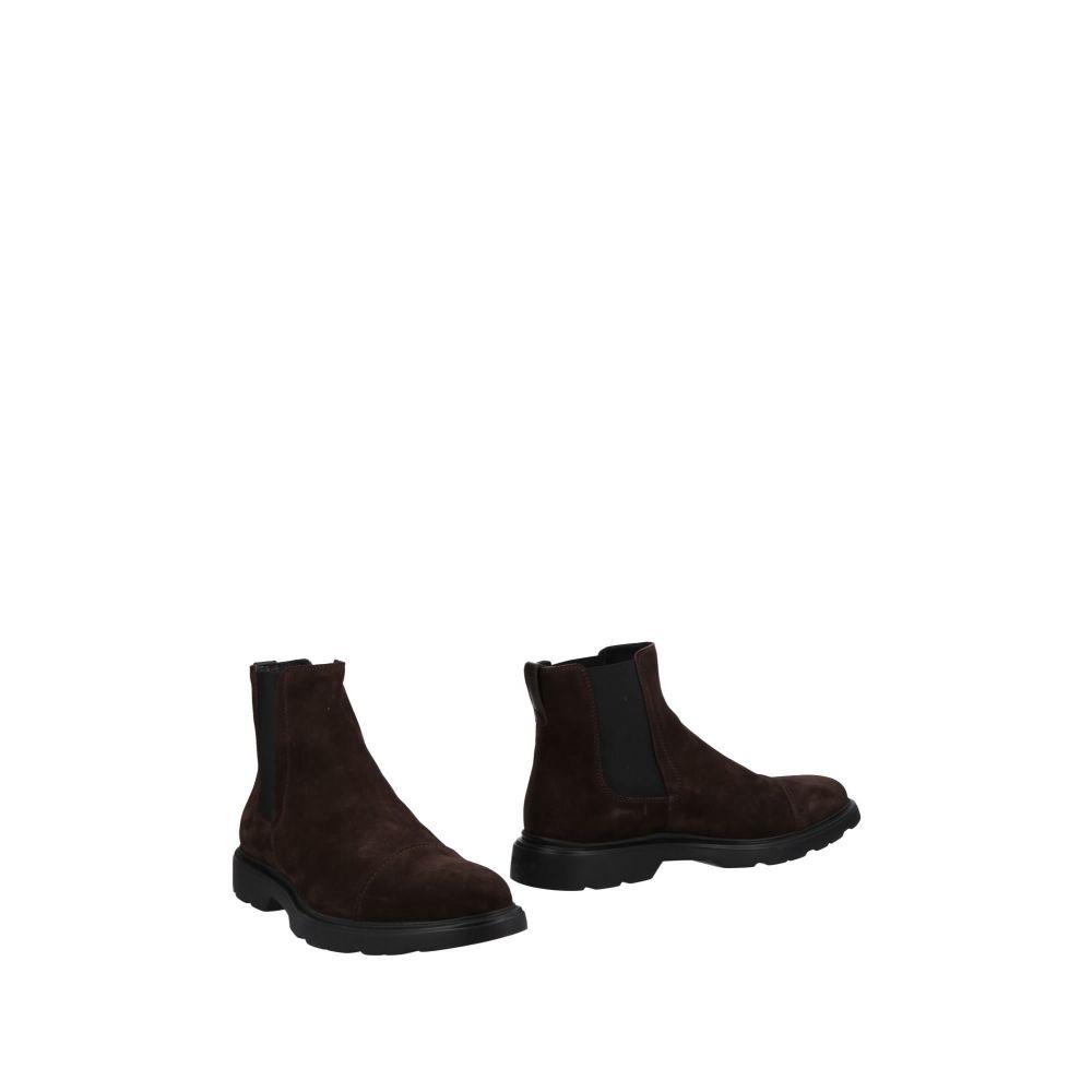 ホーガン HOGAN メンズ ブーツ シューズ・靴【boots】Dark brown