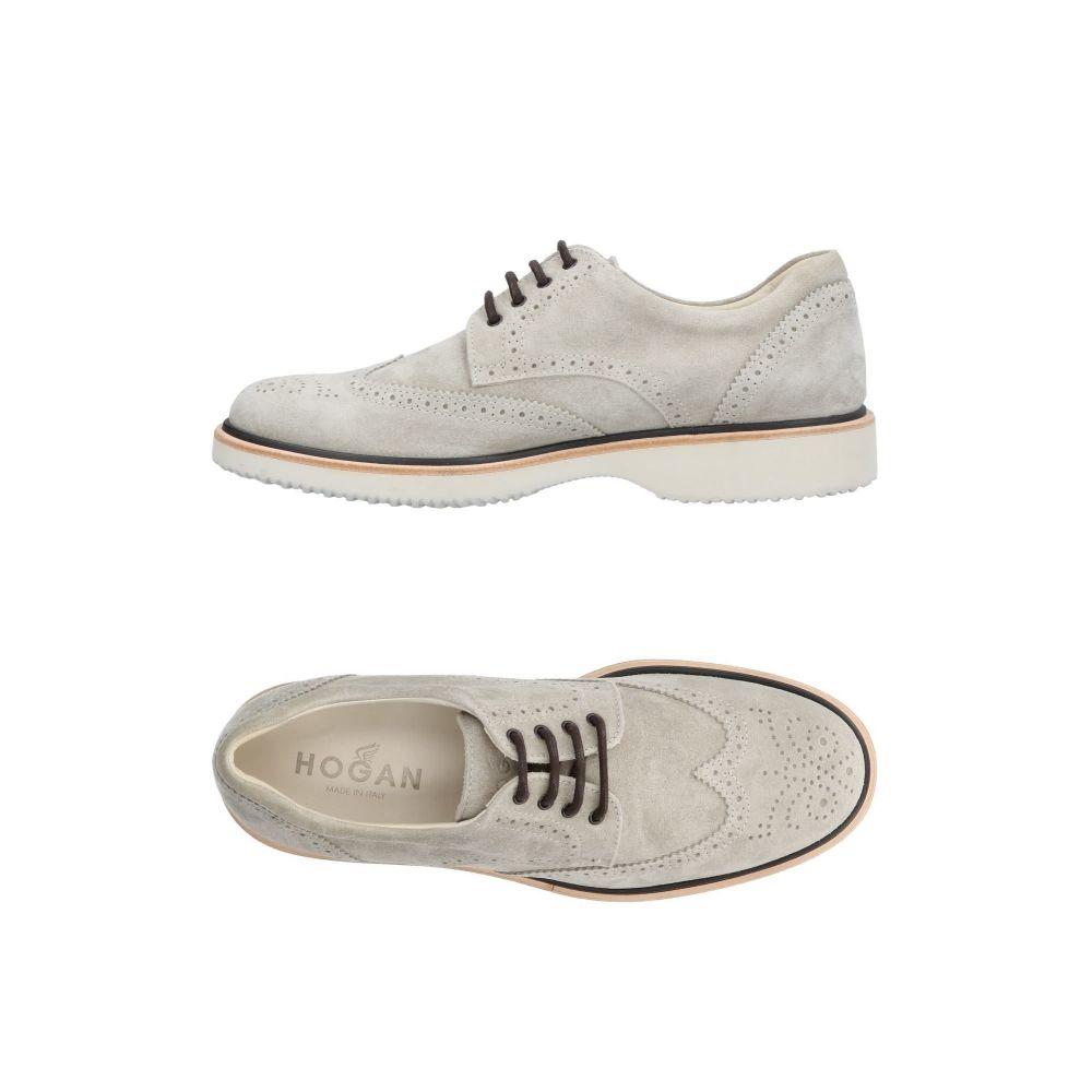 ホーガン HOGAN メンズ シューズ・靴 【laced shoes】Grey