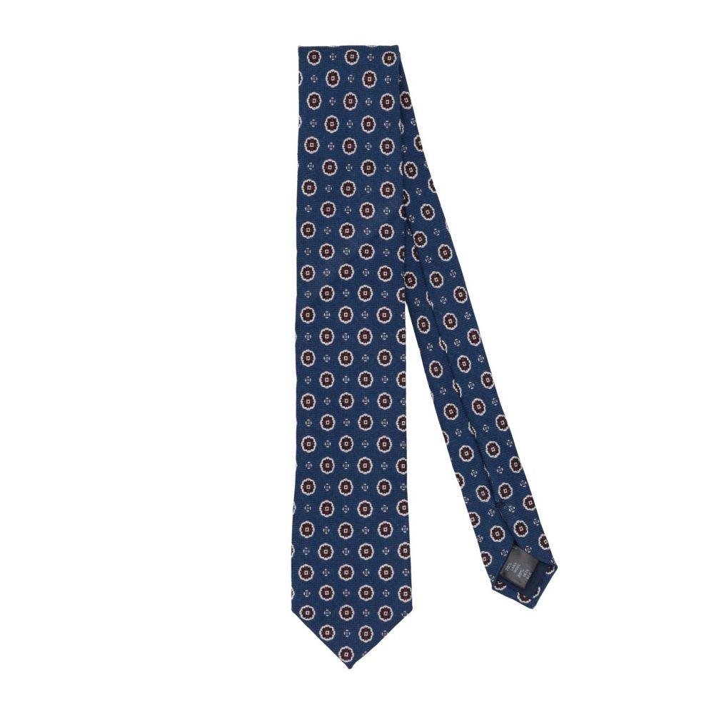 ボリオリ メンズ ファッション小物 ネクタイ Blue 【サイズ交換無料】 ボリオリ BOGLIOLI メンズ ネクタイ 【tie】Blue