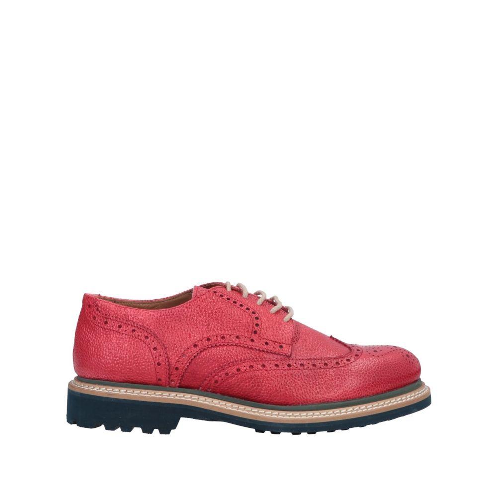 マレキアーロ 1962 MARECHIARO 1962 メンズ シューズ・靴 【laced shoes】Red