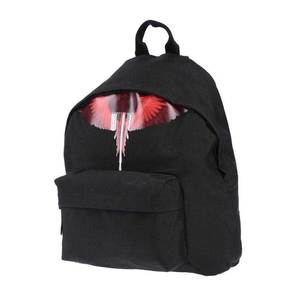 マルセロバーロン メンズ バッグ その他バッグ Black 【サイズ交換無料】 マルセロバーロン MARCELO BURLON メンズ バッグ 【backpack  fanny pack】Black