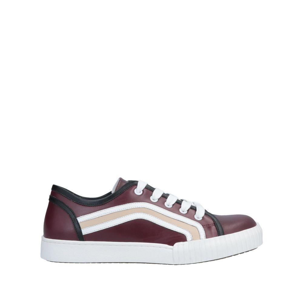 マルニ MARNI メンズ スニーカー シューズ・靴【sneakers】Maroon