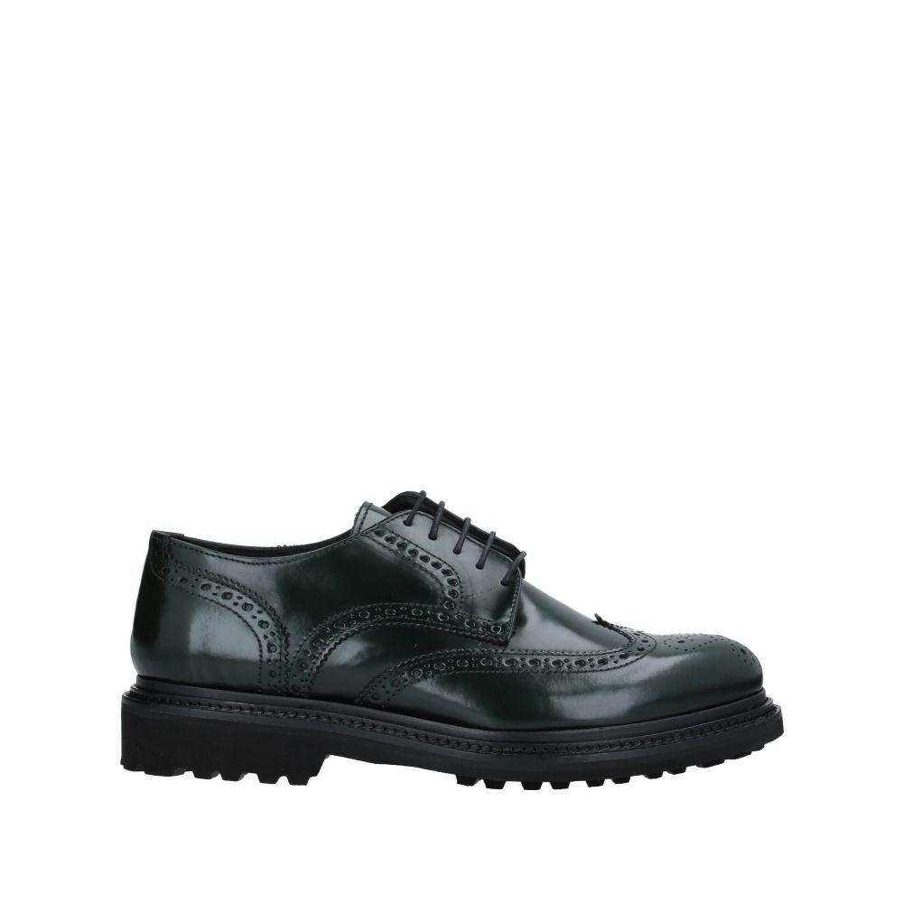 マレキアーロ 1962 MARECHIARO 1962 メンズ シューズ・靴 【laced shoes】Dark green