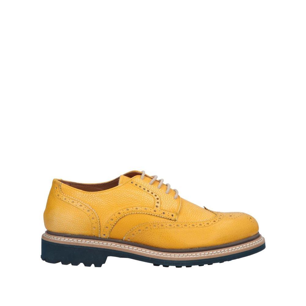 マレキアーロ 1962 MARECHIARO 1962 メンズ シューズ・靴 【laced shoes】Yellow