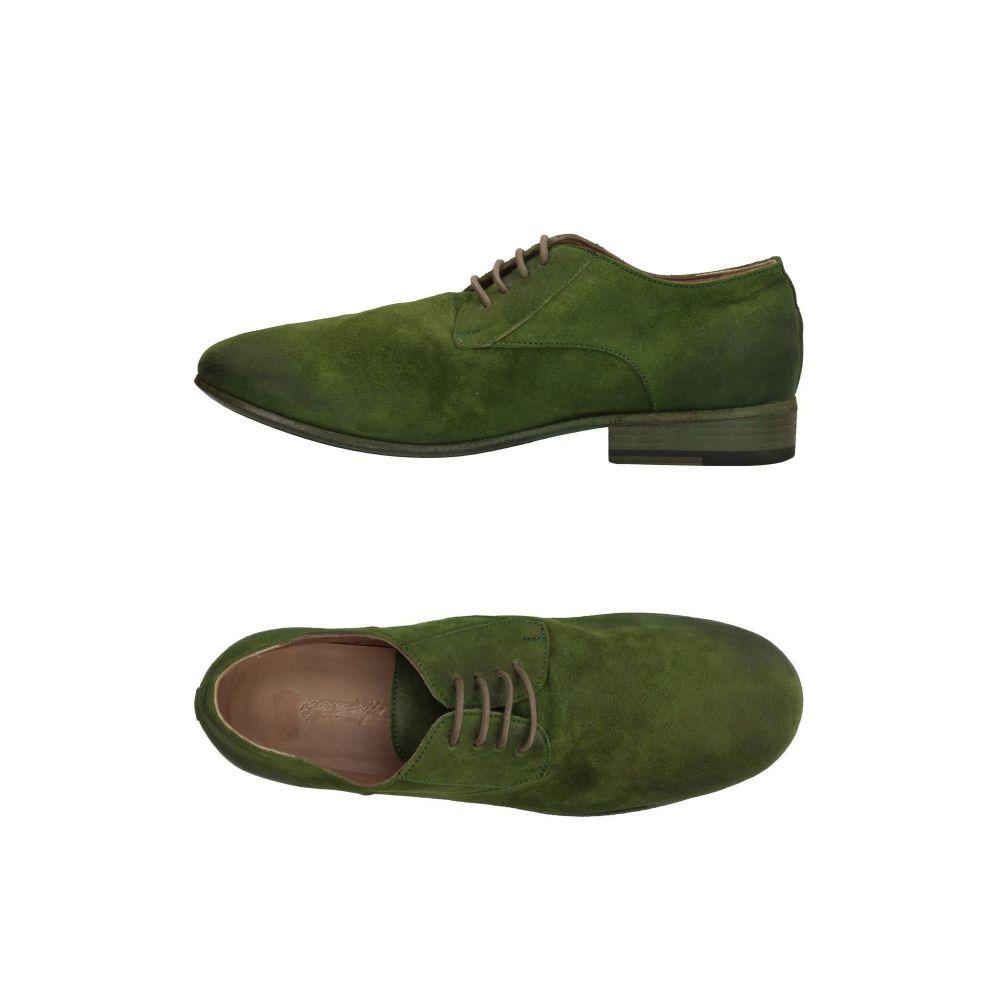 マルセル MARSELL メンズ シューズ・靴 【laced shoes】Military green