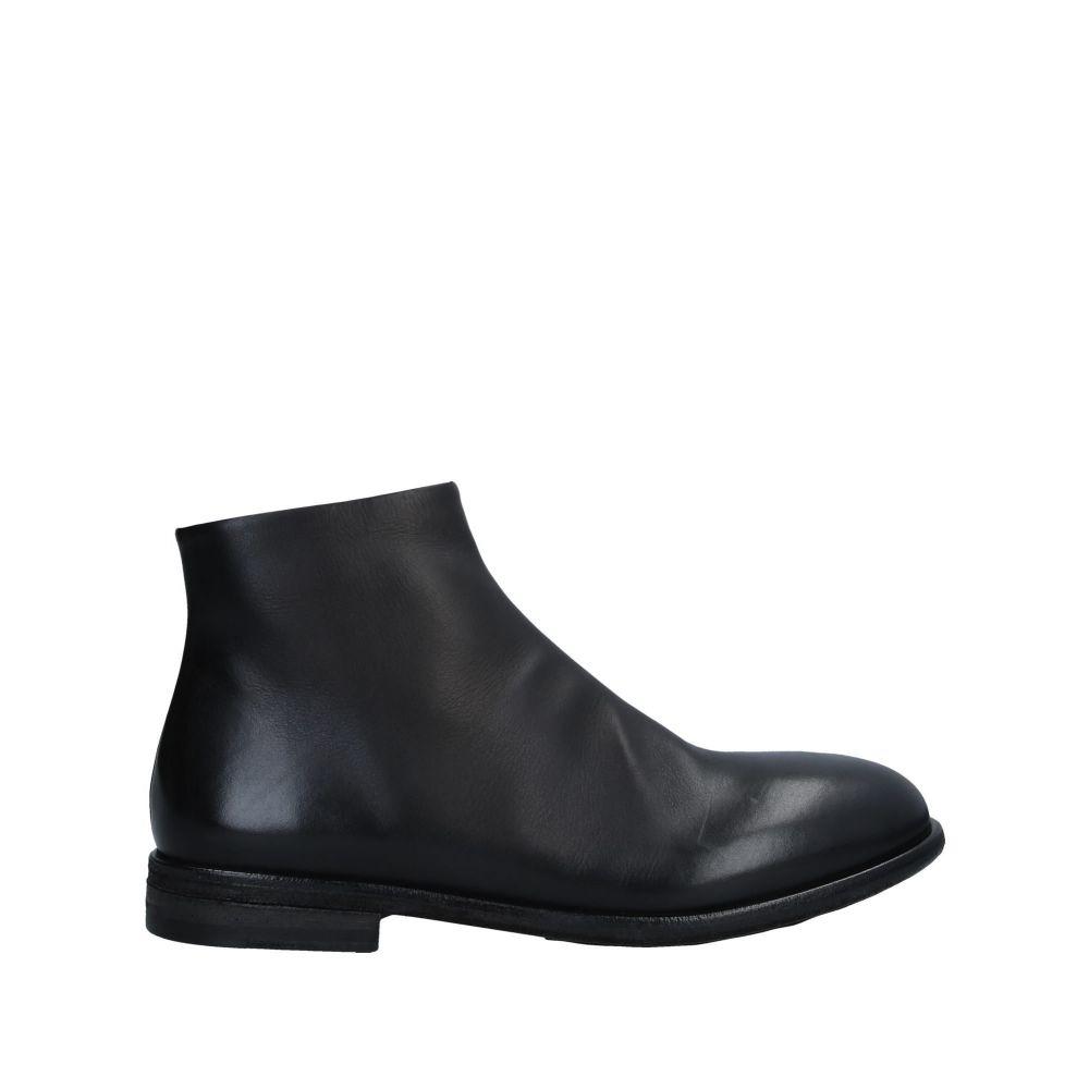 マルセル メンズ シューズ・靴 ブーツ Black 【サイズ交換無料】 マルセル MARSELL メンズ ブーツ シューズ・靴【boots】Black