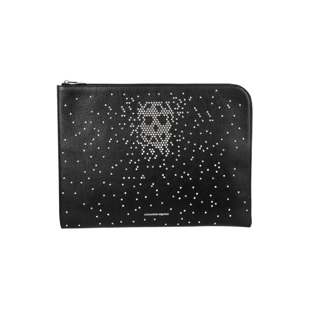 アレキサンダー マックイーン ALEXANDER MCQUEEN メンズ バッグ 【work bag】Black