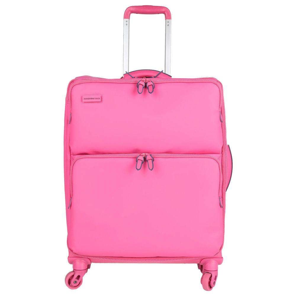 マンダリナ ダック MANDARINA DUCK メンズ スーツケース・キャリーバッグ バッグ【luggage】Fuchsia