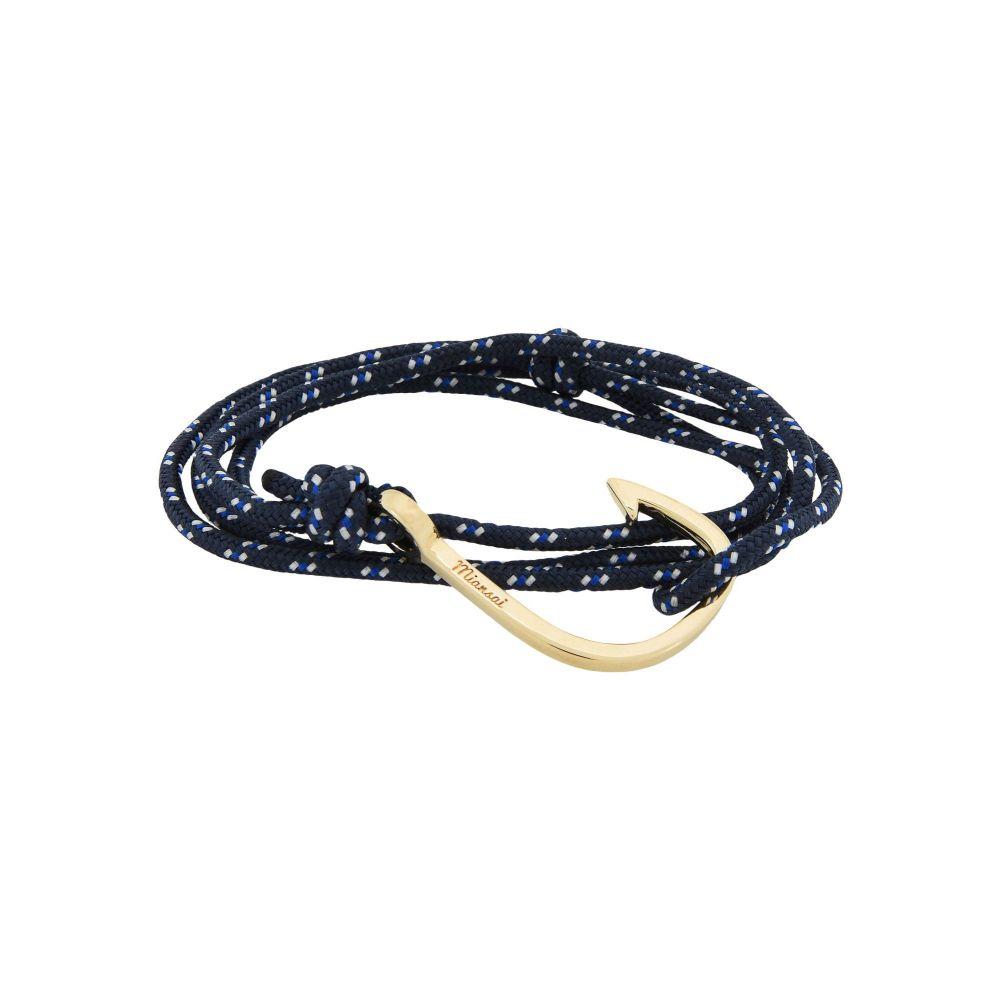 ミアンサイ MIANSAI メンズ ブレスレット ジュエリー・アクセサリー【bracelet】Slate blue