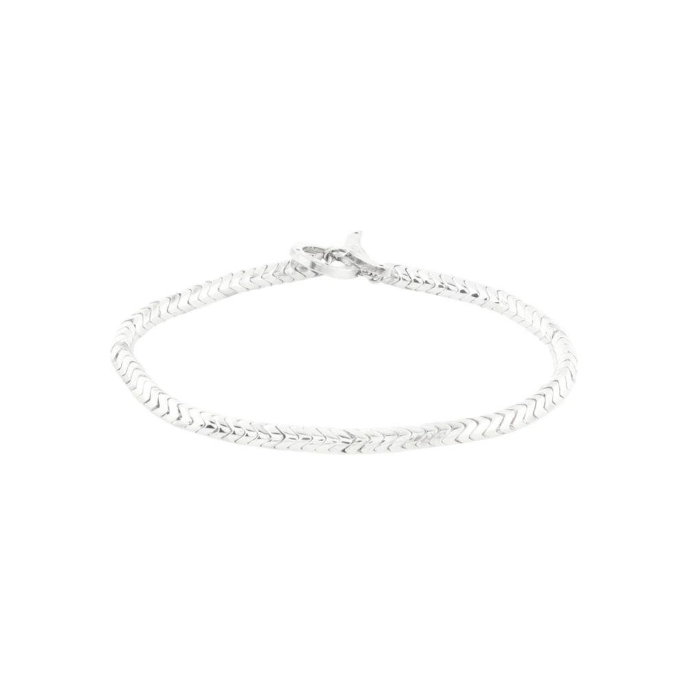 ミキア MIKIA メンズ ブレスレット ジュエリー・アクセサリー【bracelet】Silver