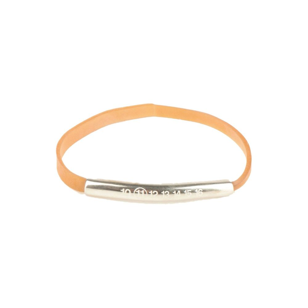 メゾン マルジェラ MAISON MARGIELA メンズ ブレスレット ジュエリー・アクセサリー【bracelet】Silver