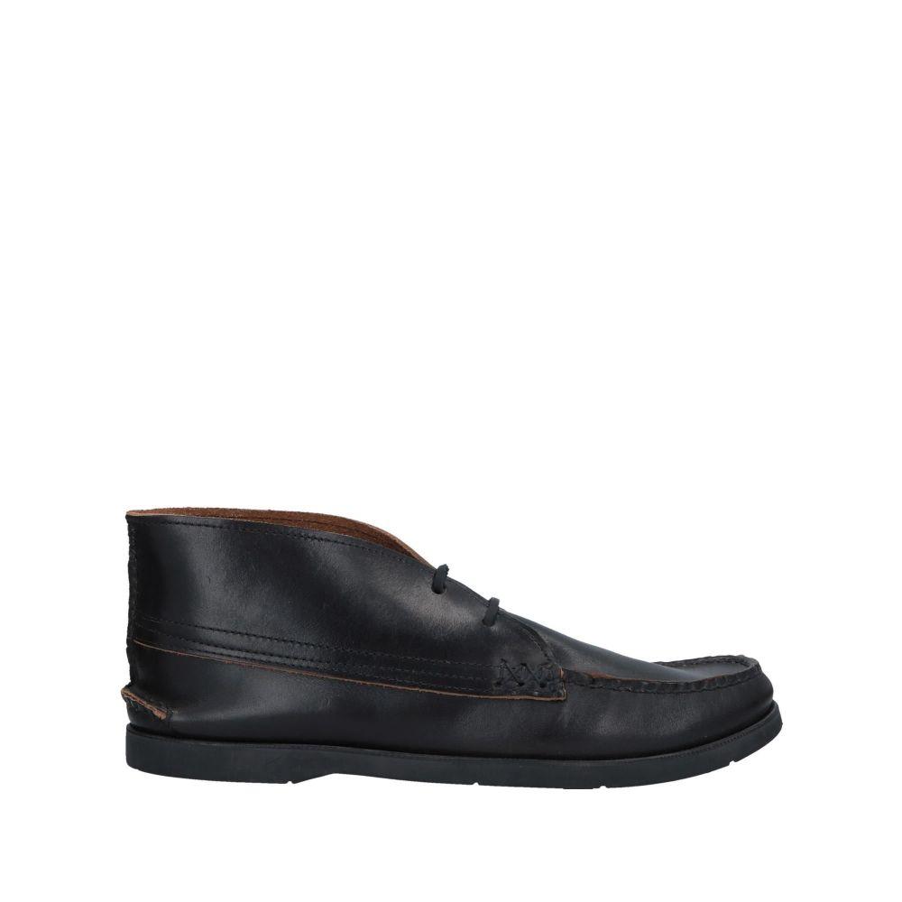 ユケテン YUKETEN メンズ ブーツ シューズ・靴【boots】Black